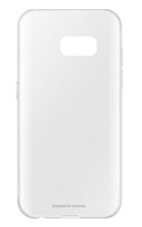Accesoriu protectie spate Samsung pentru Galaxy A3 2017 transparent