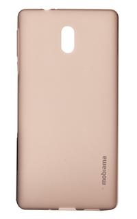 Accesoriu protectie spate Mobiama pentru Nokia 3 gri