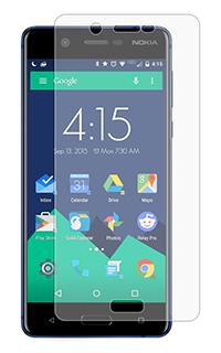 Accesoriu folie protectie din sticla Mobiama pentru Nokia 5