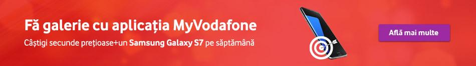 Ofertele Lunii in Aplicatia MyVodafone