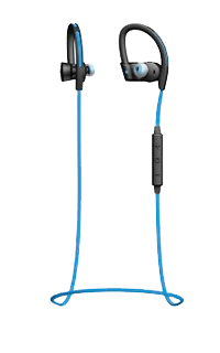 Accesoriu casti stereo bluetooth Jabra Sport Pace negre