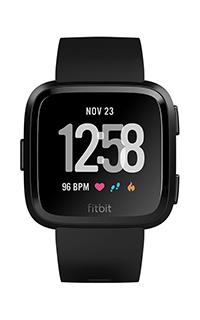 Smartwatch fitness Fitbit Versa NFC negru