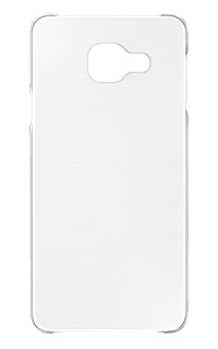 Accesoriu carcasa spate Samsung pentru Galaxy A3 2016 transparent