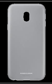 Accesoriu protectie spate silicon Samsung pentru Samsung J3 2017 negru
