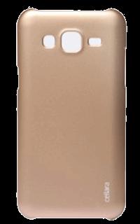 Accesoriu protectie spate Cellara pentru Samsung Galaxy J5 auriu