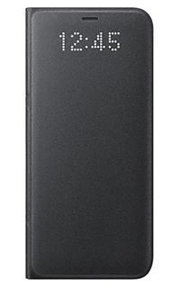 Accesoriu husa led view Samsung pentru Samsung S8 neagra