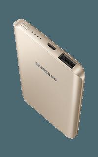 Accesoriu baterie externa Samsung 3000 mah aurie