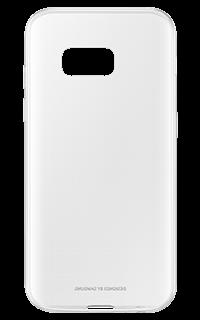 Accesoriu protectie spate Samsung pentru Galaxy A5 2017 transparent