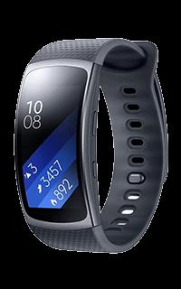 Accesoriu bratara fitness Samsung Gear Fit2 neagra