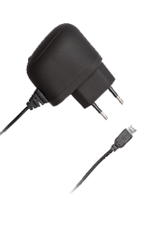 Accesoriu incarcator retea mobiama 1a microusb negru