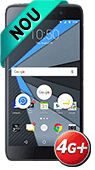 BlackBerry DTek50 Negru 4G