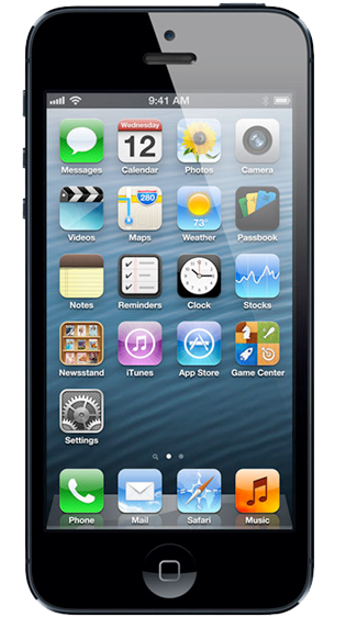 iPhone 5 Negru 16gb