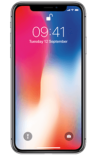iPhone X 64GB Argintiu 4G+