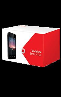 Pachet prepaid Vodafone Smart 4 Fun