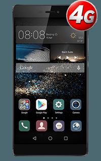 Huawei P8 Gri cu Negru 4G
