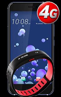 HTC U11 Argintiu 4G