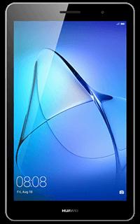 Tableta Huawei MediaPad T3 8 inch Gri Metalic