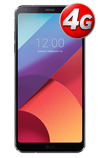 LG G6 Negru 4G