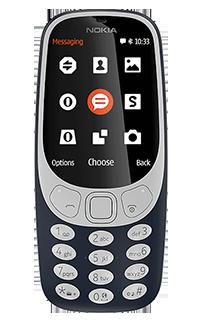 Nokia 3310 2017 Albastru