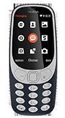 Nokia 3310 2017 Dual SIM Albastru