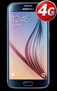 Samsung GALAXY S6 4G 32GB Negru