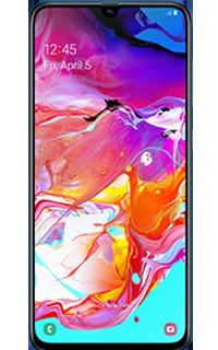 Samsung GALAXY A70 128GB Dual SIM Albastru 4G