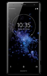 Sony Xperia XZ2 Negru 4G