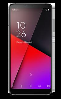 Vodafone Smart X9 Negru 4G