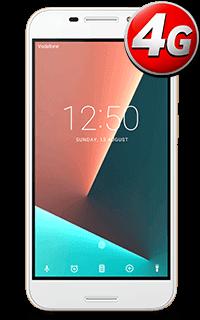 Vodafone Smart N8 Auriu 4G