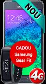 Samsung GALAXY Alpha + Gear Fit CADOU