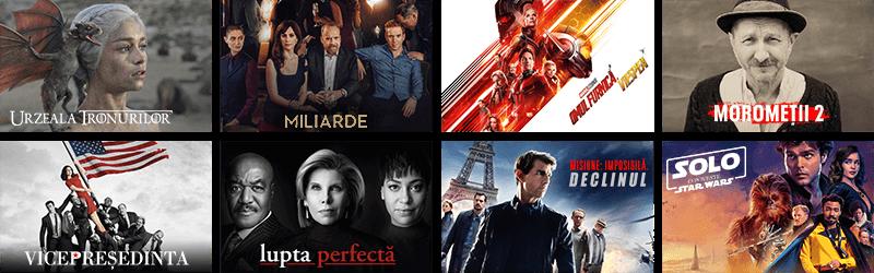Fii la curent cu serialele tale favorite pe HBO GO